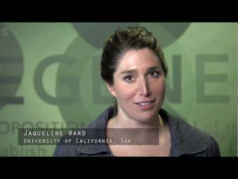 Jacqueline Ward, UCSD - CIRM Stem Cell #SciencePitch Challenge