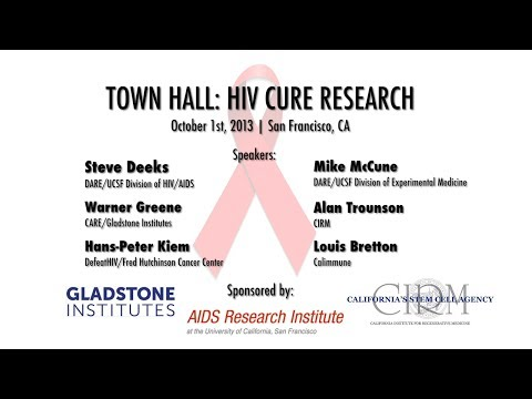 Is a HIV Cure Possible?  A Lecture Series on HIV Cure Research