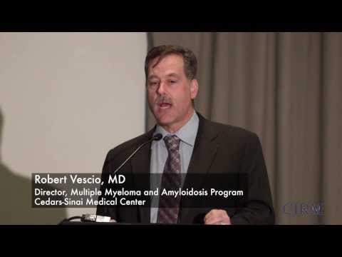 Spotlight on Amyloidosis and Stem Cell Research: Robert Vescio MD - Cedars-Sinai
