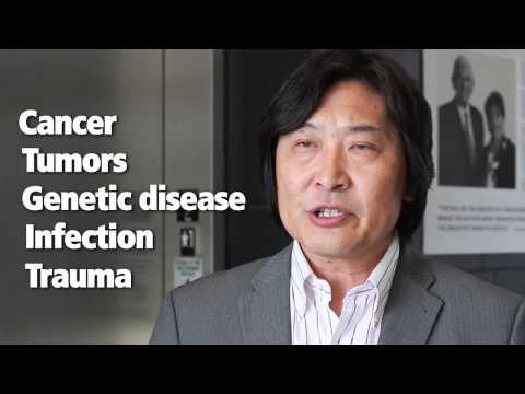 Songtao Shi - CIRM Stem Cell #SciencePitch