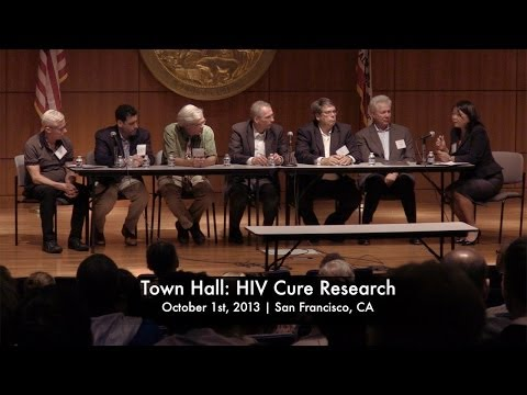 Is a HIV Cure Possible?  A Panel Discussion on HIV Cure Research