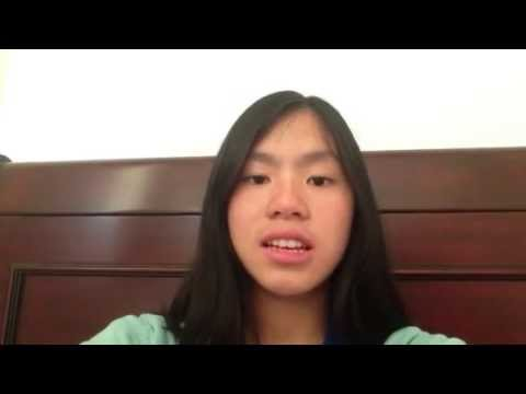 Christina Bui - High School Stem Cell Research Intern Summer 2013 - Video Project 2