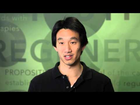 Jonathan Lam, UCLA - CIRM Stem Cell #SciencePitch Challenge
