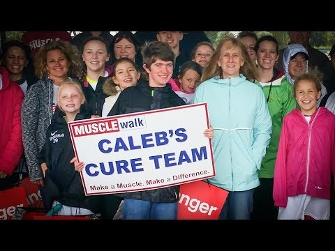 Caleb's Courage: Stem Cell Therapy for Duchenne Muscular Dystrophy