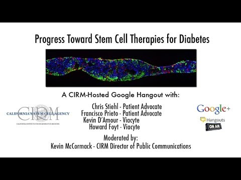 Diabetes: Progress toward stem cell therapies