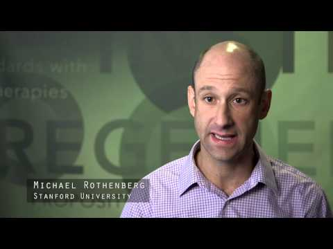 Michael Rothenberg, Stanford - CIRM Stem Cell #SciencePitch Challenge