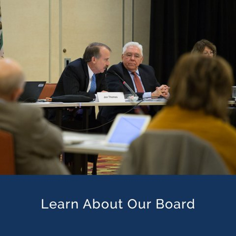 Learn About Our Board